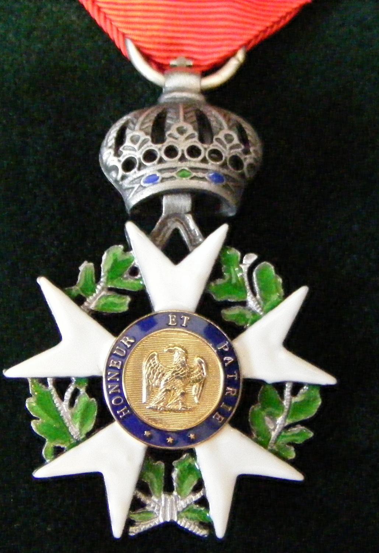 EmpireCostume - Chevalier, Légion d'Honneur 1er Empire : bijou ...