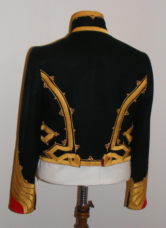 empirecostume colonel chasseur cheval de la garde dolman. Black Bedroom Furniture Sets. Home Design Ideas